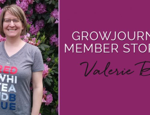 GrowJourney Member Story: Valerie Benko from Lyndora, PA